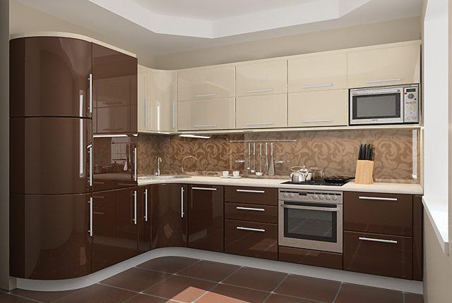3D Model Kitchen 144 Free Dowload