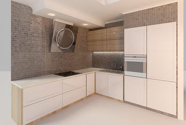 3D Model Kitchen 152 Free Dowload