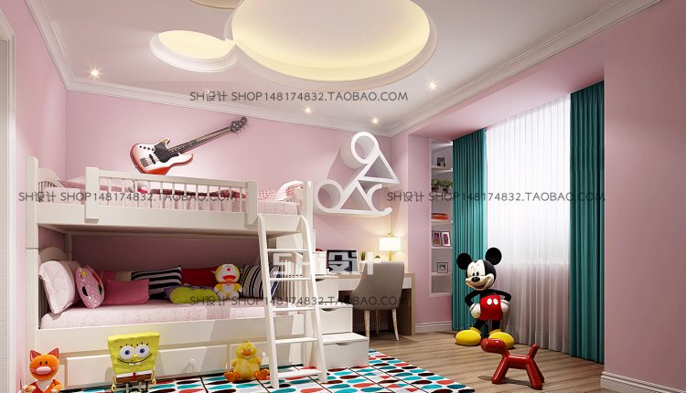 Child Bed Model 177 Free Download