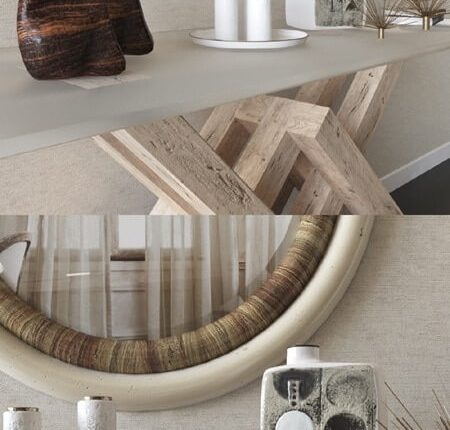 Free 3D Models Decorset Chic Console Table 2