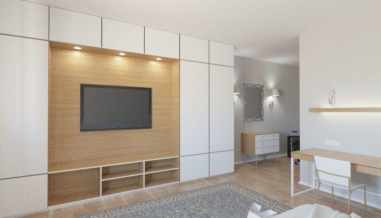 3D Interior Scenes File 3dsmax Model Bedroom 82-2