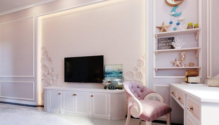 3D Interior Scenes File 3dsmax Model Bedroom 86 -3