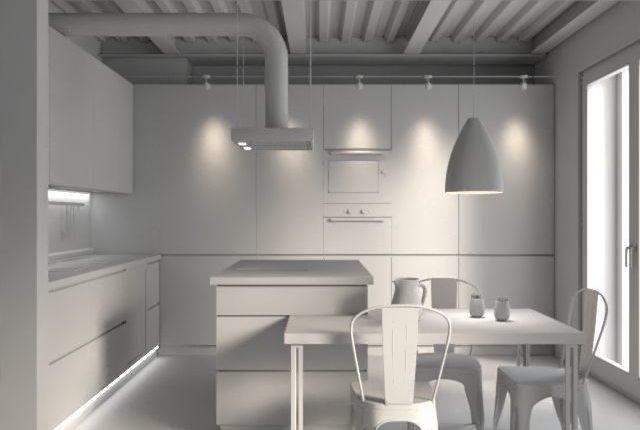 3D Model Kitchen 171 Free Dowload 7