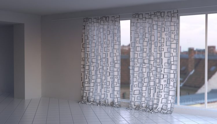 3d Curtain Model 74 Free Download 1