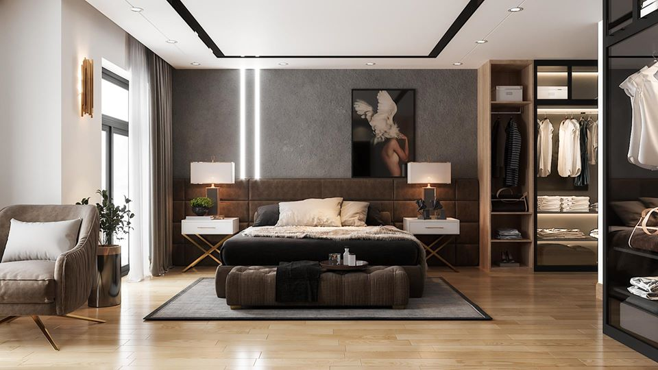 3d Interior Scene File 3dsmax Bedroom 178 By The Shaw Free Download