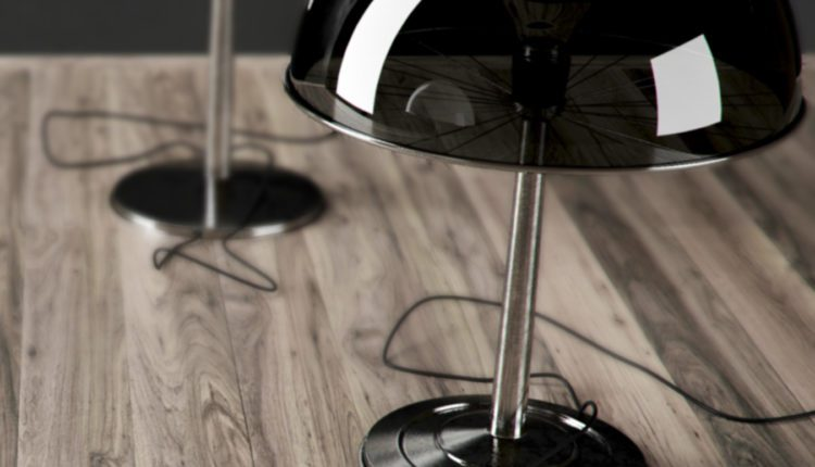 Free 3D Model Table Lamp by Vitalii Tomak 2