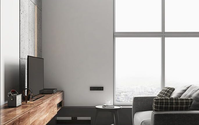 3D Interior Apartment 125 Scene File 3dsmax By ArchDaily 6
