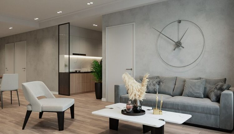 3D Interior Apartment 127 Scene File 3dsmax By NguyenNgocTung 1