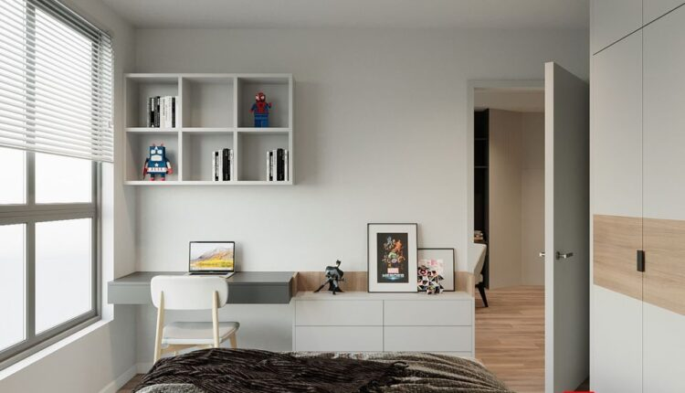 3D Interior Apartment 127 Scene File 3dsmax By NguyenNgocTung 6