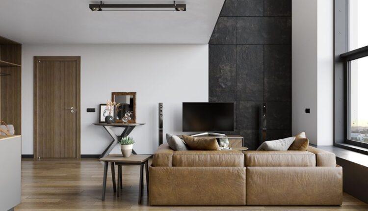 3D Interior Apartment 128 Scene File 3dsmax By LeDaiPhuc 4