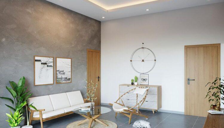 3D Interior Kitchen – Livingroom 101 Scene 3dsmax By HoangNgocHa 1