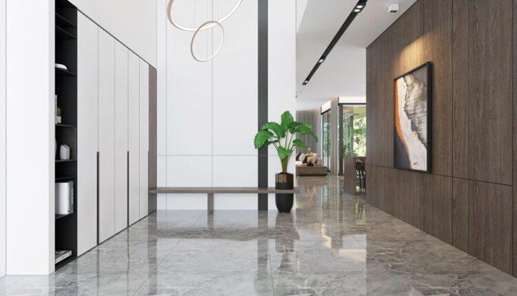 3D Interior Kitchen – Livingroom 103 Scene 3dsmax By NguyenTung 7