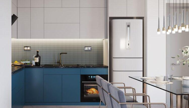 3D Interior Kitchen – Livingroom 108 Scene 3dsmax By Lotati 4