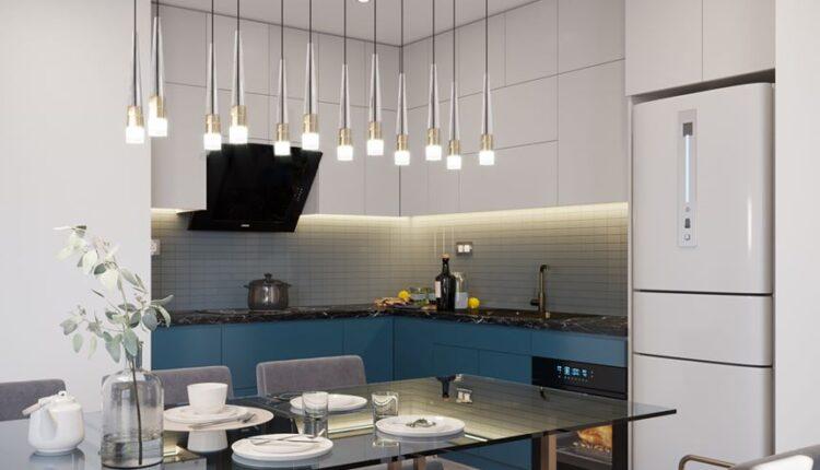 3D Interior Kitchen – Livingroom 108 Scene 3dsmax By Lotati 5