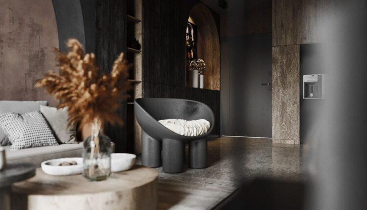 3D Interior Scene File 3dsmax Model Livingroom 400 By DatNguyen 3