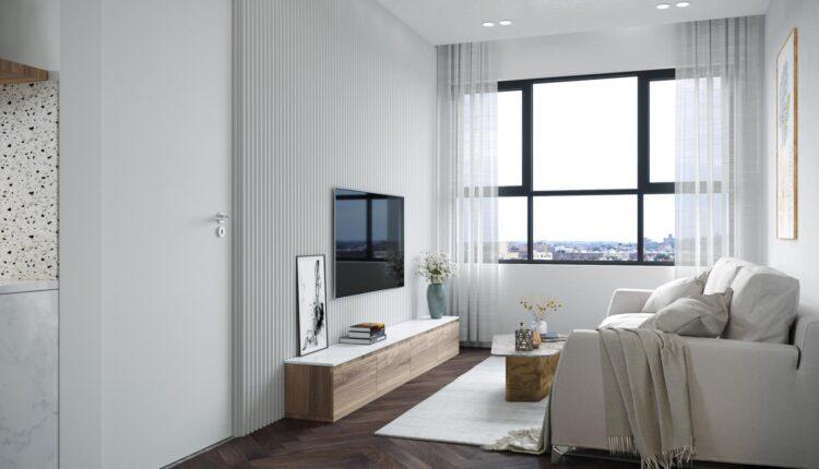 3D Interior Scene File 3dsmax Model Livingroom 410 By VanHai Tran 7