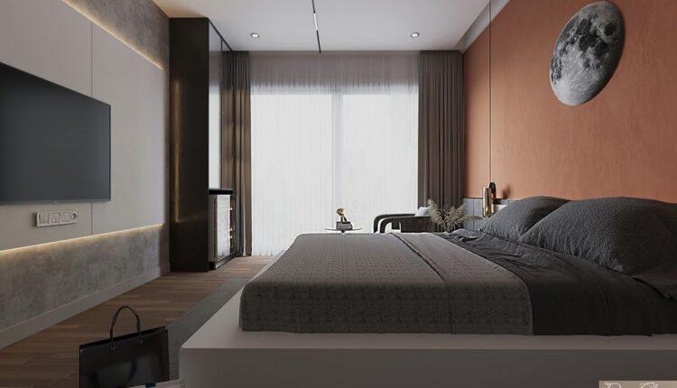 3D Interior Scenes File 3dsmax Model Bedroom 308 By DungChan 1