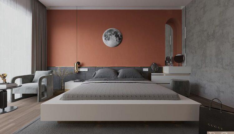 3D Interior Scenes File 3dsmax Model Bedroom 308 By DungChan 2
