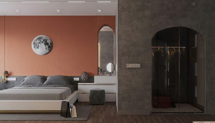 3D Interior Scenes File 3dsmax Model Bedroom 308 By DungChan 3