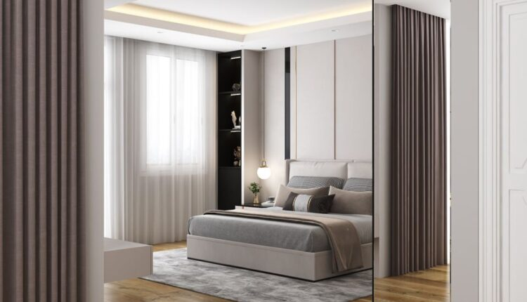 3D Interior Scenes File 3dsmax Model Bedroom 312 By My Huynh 4