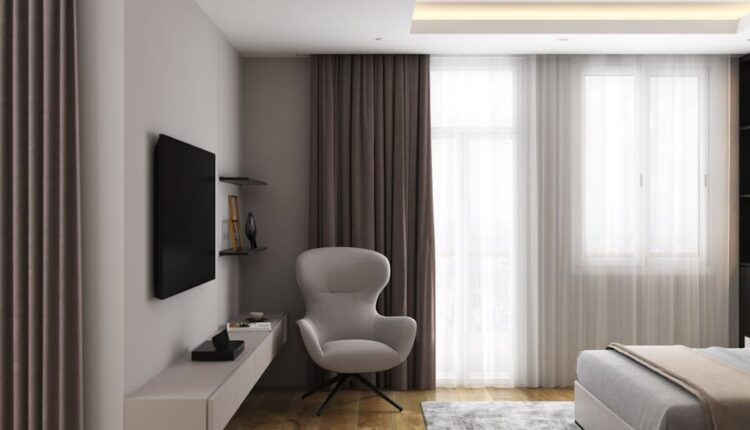 3D Interior Scenes File 3dsmax Model Bedroom 312 By My Huynh 5