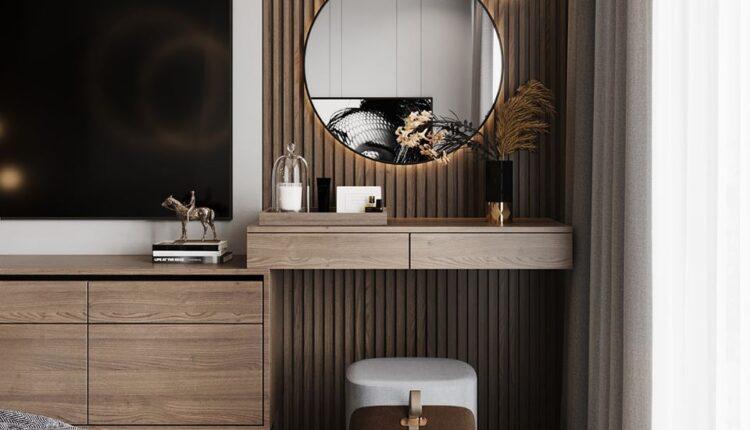 3D Interior Scenes File 3dsmax Model Bedroom 313 By PhongMai 2