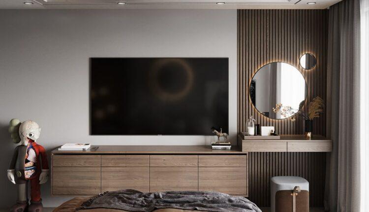 3D Interior Scenes File 3dsmax Model Bedroom 313 By PhongMai 4