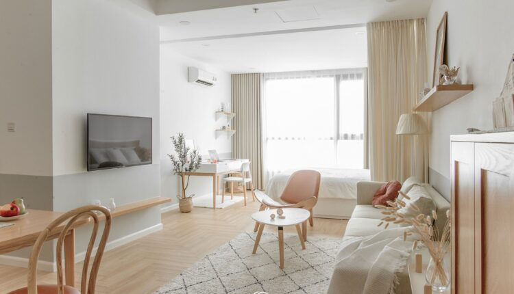 3D Interior Apartment 132 Scene File 3dsmax By PhanXuanThuy 4