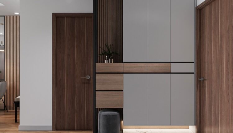3D Interior Apartment 135 Scene File 3dsmax By Minh Tu