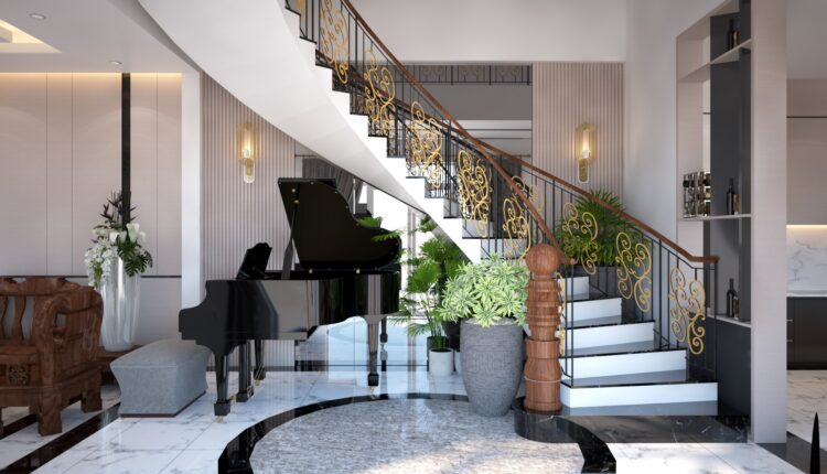 3D Interior Apartment 147 Scene File 3dsmax By TanhTrung 7
