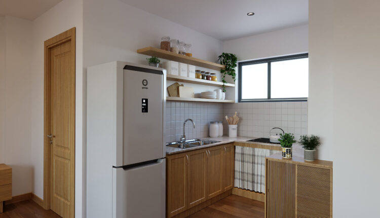 3D Interior Apartment 150 Scene File 3dsmax By BuiVien 5