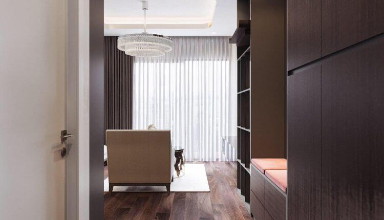 3D Interior Kitchen – Livingroom 114 Scene 3dsmax By Tho 5