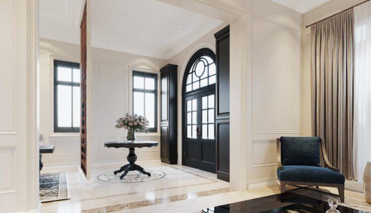 3D Interior Kitchen – Livingroom 129 Scene 3dsmax By QuanBin 5