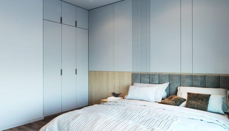 3D Interior Scenes File 3dsmax Model Bedroom 323 By PhiDinhHao 2