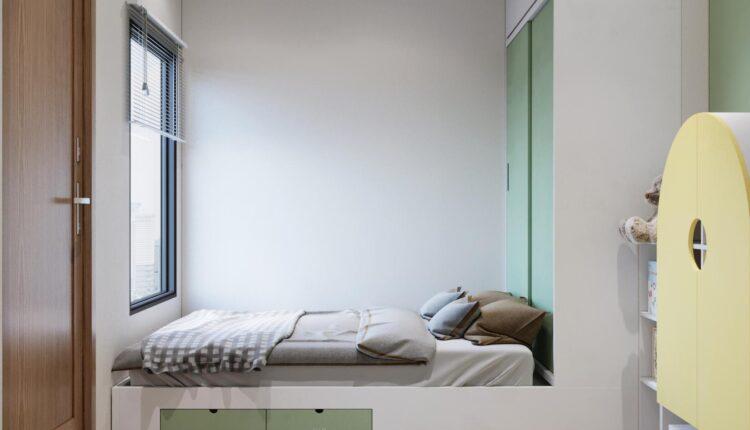 3D Interior Scenes File 3dsmax Model Bedroom 326 By ThungA Trinh 3
