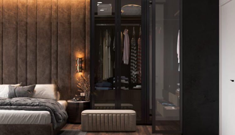 3D Interior Scenes File 3dsmax Model Bedroom 327 By DungChan 3
