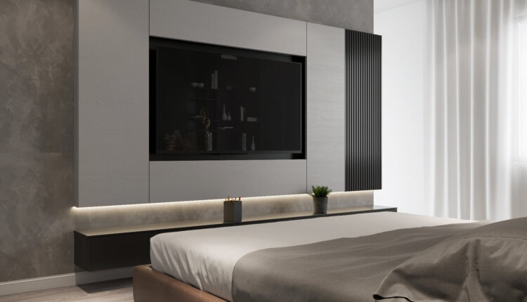3D Interior Scenes File 3dsmax Model Bedroom 329 By Nguyen Ha