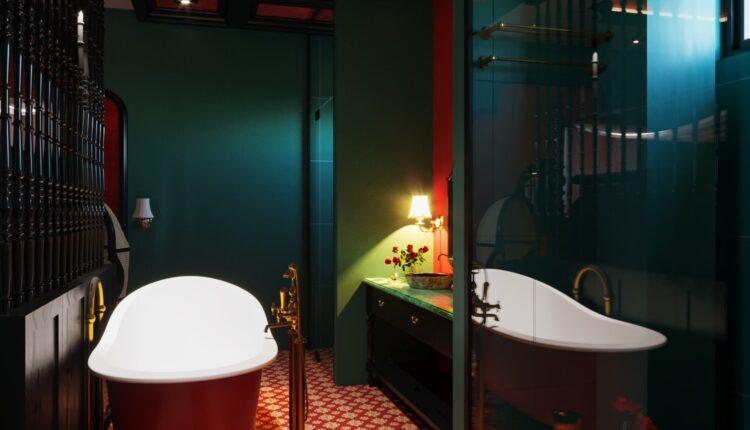 3D Interior Scenes File 3dsmax Model Bedroom 330 By HoangNgocHa