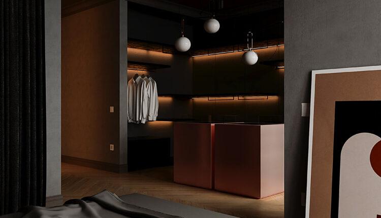 3D Interior Scenes File 3dsmax Model Bedroom 338 By DoanPham 6
