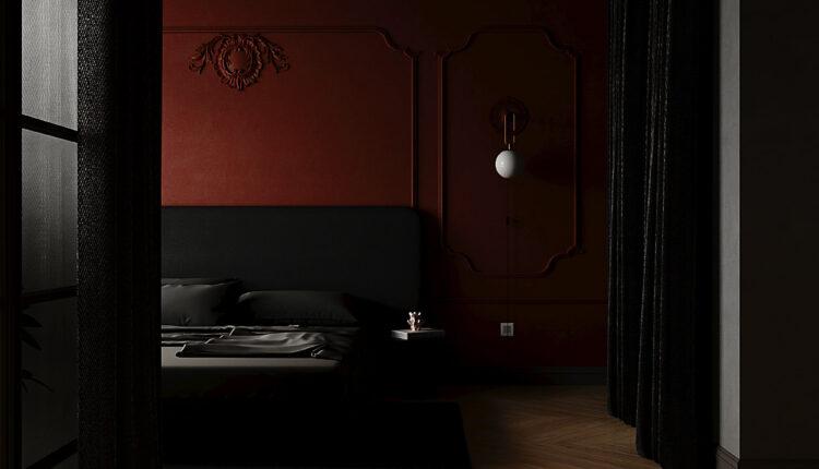 3D Interior Scenes File 3dsmax Model Bedroom 338 By DoanPhamn5
