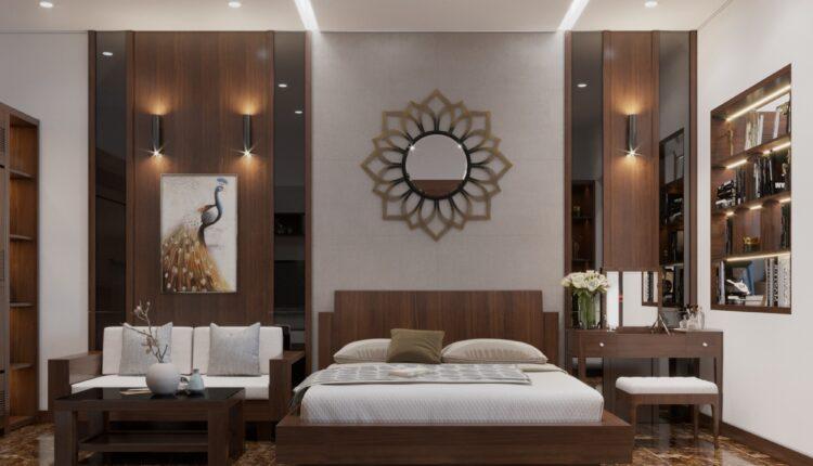 3D Interior Scenes File 3dsmax Model Bedroom 339 By Do Gia Son 1