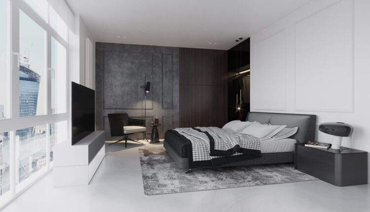 3D Interior Scenes File 3dsmax Model Bedroom 342 By Yong Guang Ruan 1