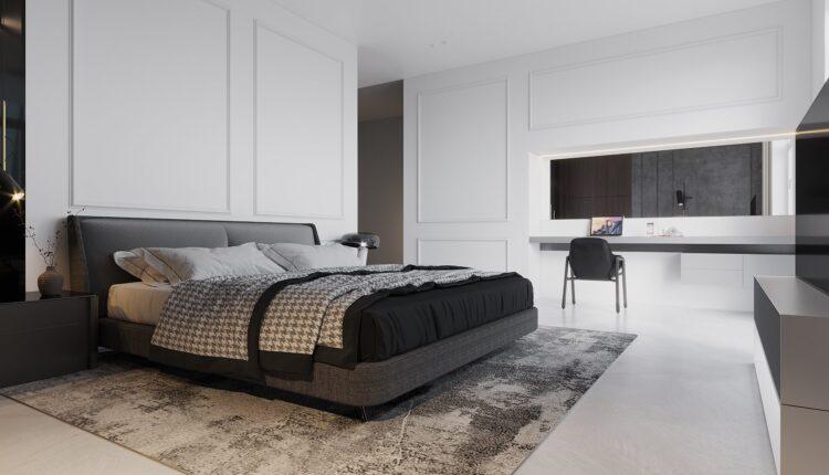 3D Interior Scenes File 3dsmax Model Bedroom 342 By Yong Guang Ruan 3
