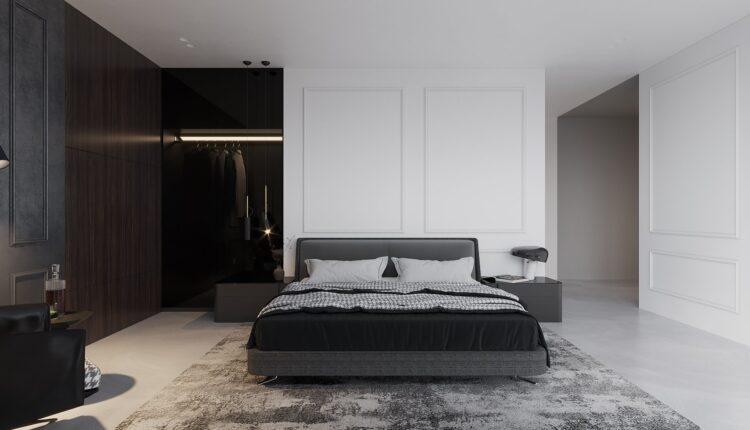 3D Interior Scenes File 3dsmax Model Bedroom 342 By Yong Guang Ruan 5