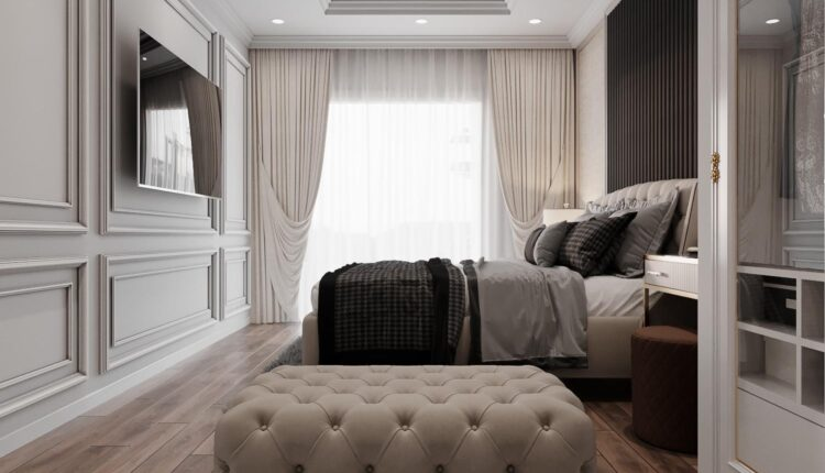 3D Interior Scenes File 3dsmax Model Bedroom 347 By NguyenDucThuan 5