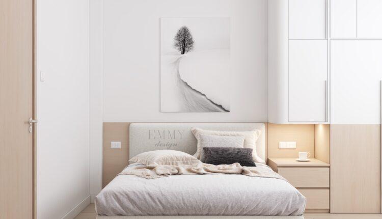 3D Interior Scenes File 3dsmax Model Bedroom 349 By MyHuynh 1