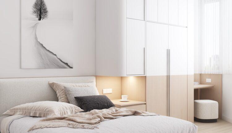 3D Interior Scenes File 3dsmax Model Bedroom 349 By MyHuynh 2
