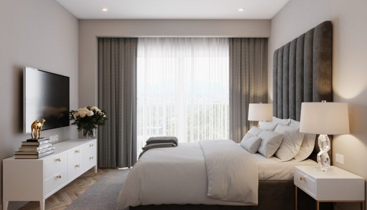 3D Interior Scenes File 3dsmax Model Bedroom 350 By NhatHung 2
