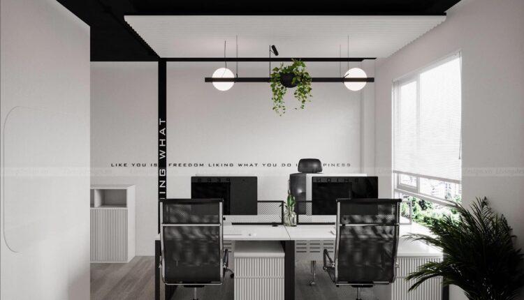 3d Interior Office Room 25 Scene File 3dsmax Model By PhamVy 1
