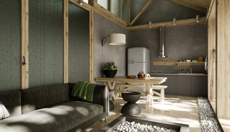 Free 3D Interior Scene Share 134 By Leo Thang 1